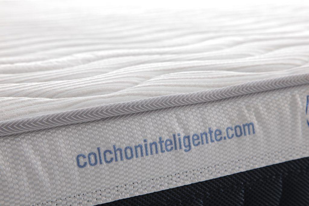bordado colchon inteligente colchón deluxe