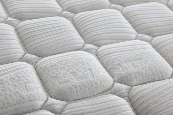 tejido celliant colchon silver