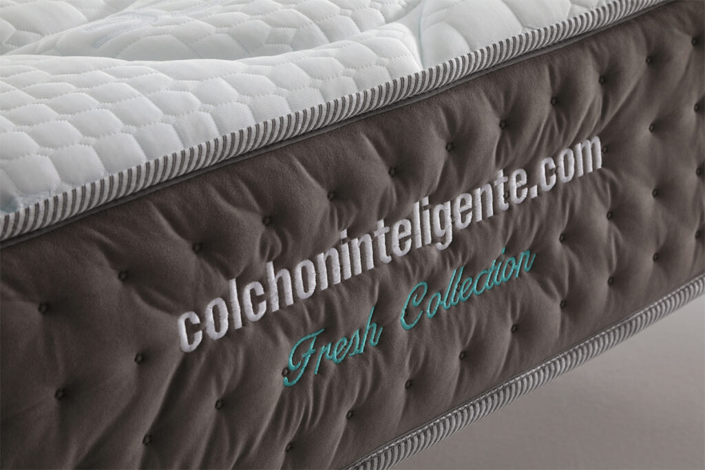 colchon inteligente fresh collection